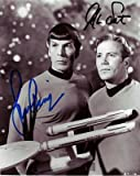 Star Trek Cast Signed Autographed Reprint Photo 8x10 #2