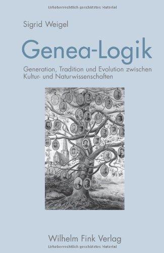 Genea-Logik: Generation, Tradition und Evolution zwischen Kultur-und Naturwissenschaften