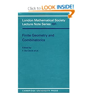combinatorics lecture notes
