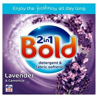 Bold Bio Washing Powder Lavender & Camomile 22 Wash 1.43kg