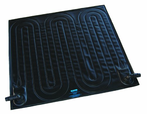 Swimming Pool Heaters: GAME 4524 SolarPro XB - Solar Heater for Above ...