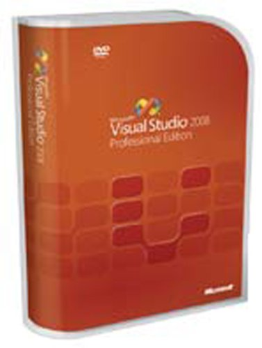 Visual Studio Pro 2008, Upgrade Edition (PC)