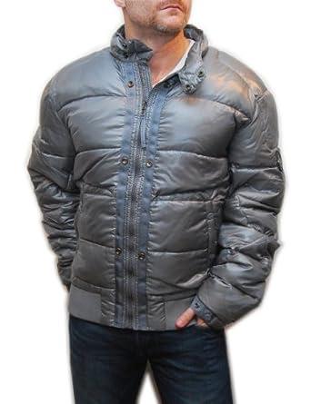 Buy Ralph Lauren RLX Mens Puffer Down Ski Winter Jacket Puffy Coat Silver Grey XL by RALPH LAUREN