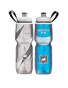 Polar Bottle (Black&Blue Combo, 24- 2 Pack)
