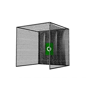 Cimarron Outdoor Sports Gaming Accessories 10x10x10 Masters Golf Net with Frame Kit by Cimmaron Sports