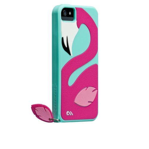 Case-Mate 日本正規品 iPhone5 CREATURES: Pinky Case, Light Blue クリーチャーズ: ピンキー シリコン ケース, ライトブルー CM022549