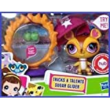 Littlest Pet Shop Tricks Talents Figure Sugar Glider