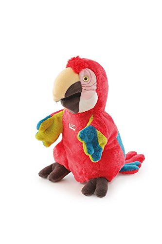 Trudi - Marioneta de peluche papagayo (29930)