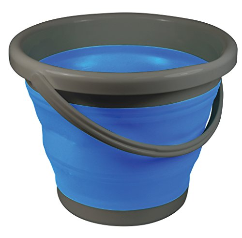 Blue sky Gear FlexWare Bucket, Blue (Collapsible Water Bucket compare prices)