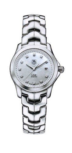 TAG Heuer Women's WJF1317.BA0572 Link Diamond Accented Watch
