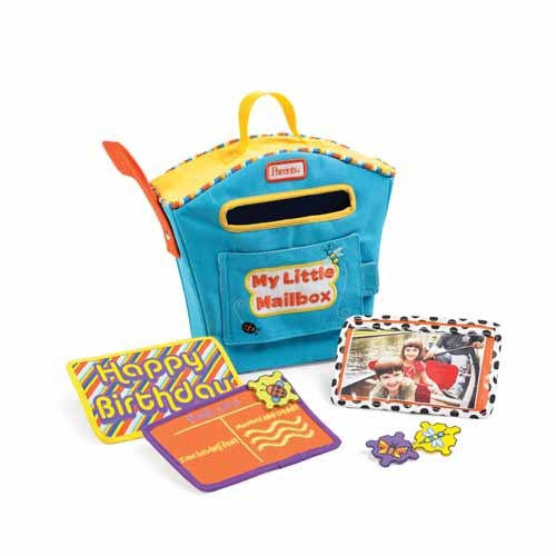 Kids My Little Mailbox by Manhattan Toy - 1