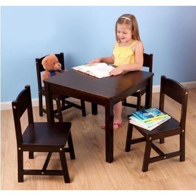 KidKraft Farmhouse Table and Chair Set