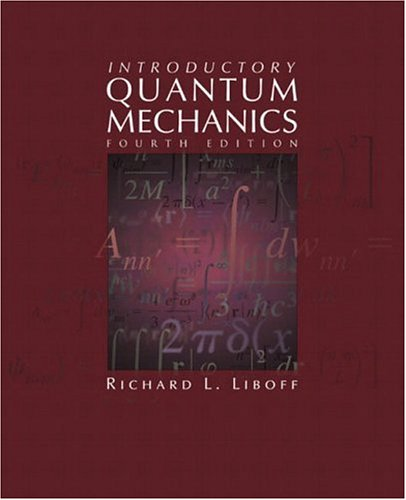 Introductory Quantum Mechanics (4th Edition)