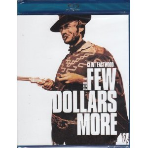Cover art for  For a Few Dollars More [Blu-ray]