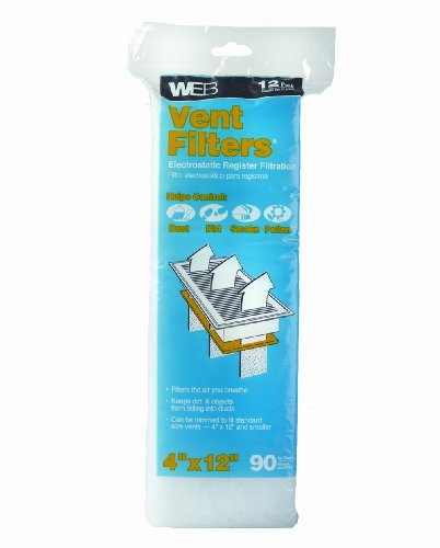 Vent Register Filters (Charcoal Vent Filter compare prices)