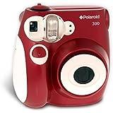 Polaroid P 300 Appareil photo à impression instantanée Rouge