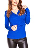 JUST SUCCES Sudadera Laure (Azul Royal)