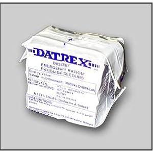 Datrex 3600 Emergency Food Bar 3 Day 72