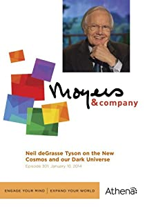 Moyers & Company: Neil deGrasse Tyson on the New Cosmos and our Dark Universe