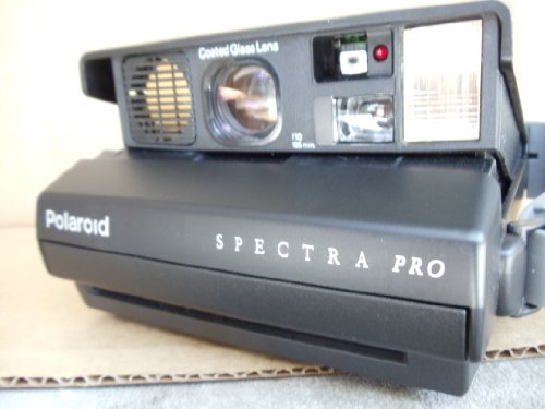 Polaroid Spectra PRO Digital Advanced Instant Camera [Quintic Lens & Control Panel]