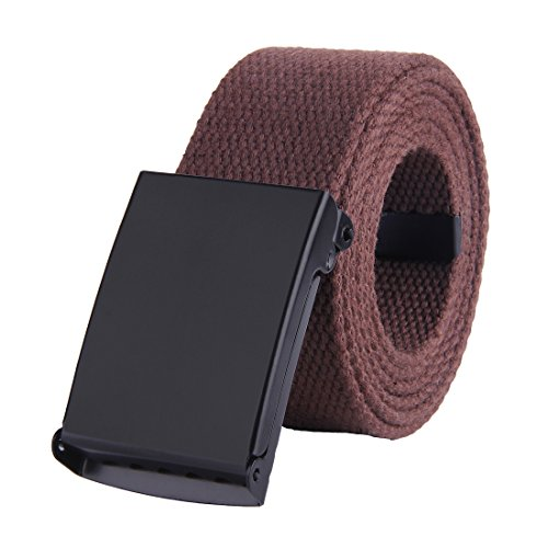 jiniu-canvas-web-belt-military-style-black-buckle-solid-color-51-long-15-wide-cab1-coffee