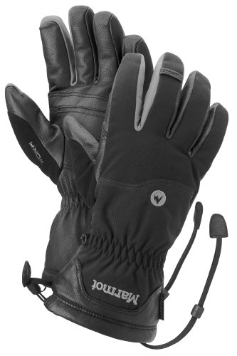 Marmot Men's Work Gloves - True Black, Small