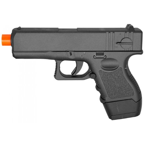 BBTac G16 Airsoft Spring Pistol Full Metal Slide and Body Ultra Subcompact 6