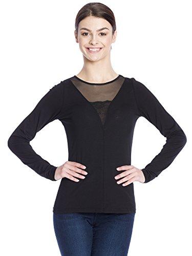 Vive Maria 33397, T-Shirt Donna, Nero (Black Black), 38 Inches (Taglia Produttore: M)