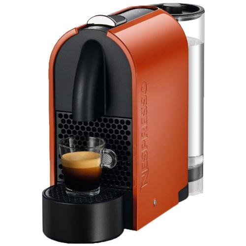 Nespresso U(ユー) オレンジ D50OR-I