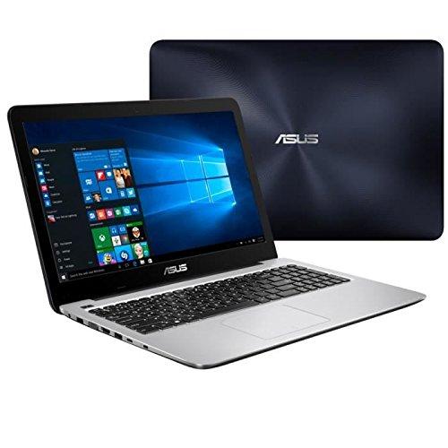 ASUS PC portátil r558uv-dm232t 15.6-4GB de RAM-Windows 10-Intel Core i5-NVIDIA GeForce 920MX-Disco duro 1TB + 128GB SSD
