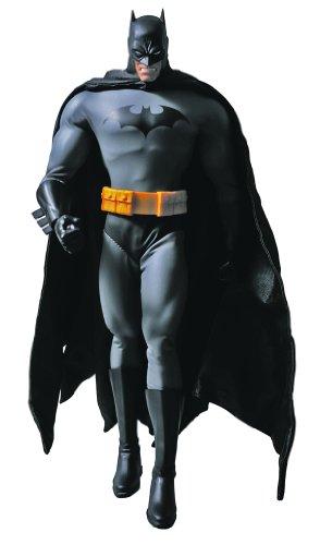 Medicom Batman Hush Black Suit Version Batman Real Hero Action Figure
