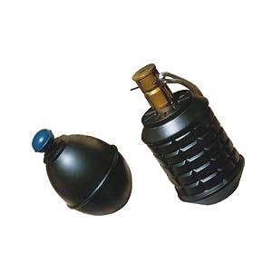 コンバットセット 4 97式日本軍手榴弾・ドイツ軍卵型手榴弾39型