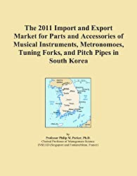 The 2011 Import and Export Market for Parts and Accessories of Musical Instruments, Metronomoes, Tuning Forks, and Pitch Pipes in South Korea