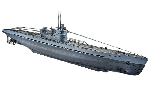 Revell Germany German Submarine Type IXC (U505 Late) Model Kit (Submarine Model compare prices)