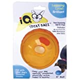 Interactive Food Delivery Toy - IQ Treat Ball Size: 5""