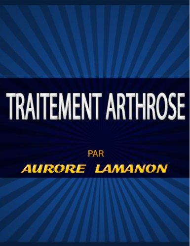 Couverture du livre Traitement Arthrose