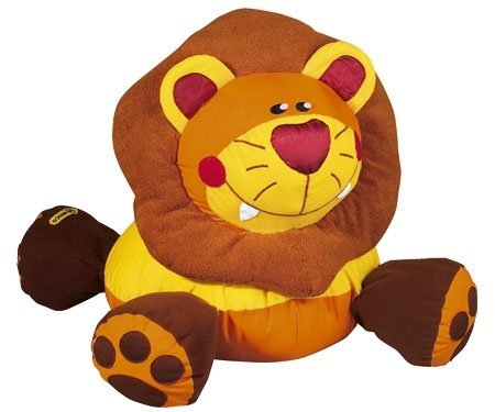 Wesco 20016 Small Quilted Animal Cushion The Lion front-651440