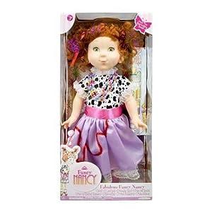 """Fabulous Fancy Nancy 18"""" Doll"""