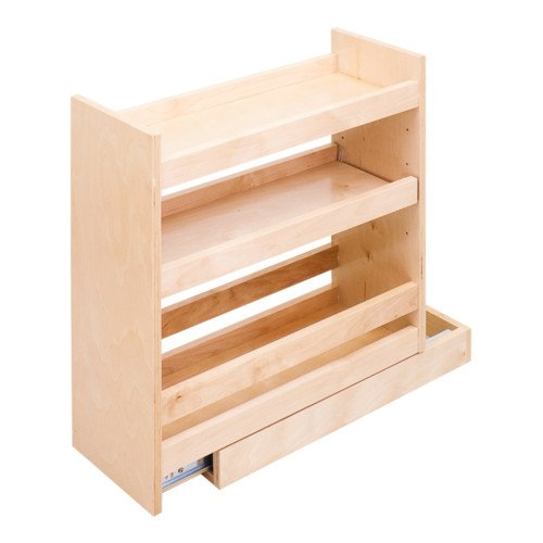 Base Cabinet Pull Out Spice Rack