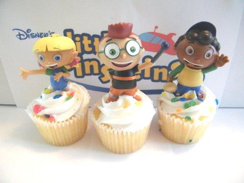 Chuggington Cake Figures