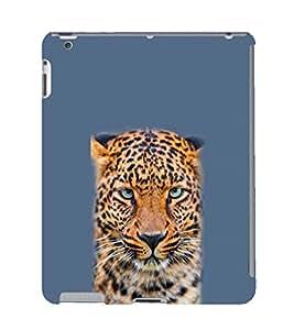 EPICCASE Cheetah Mobile Back Case Cover For Apple Ipad 2/3/4 (Designer Case)