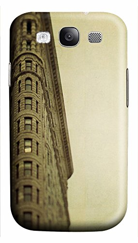Samsung S3 Cover The Best Flat Iron Building 3D Cover Custom Samsung S3
