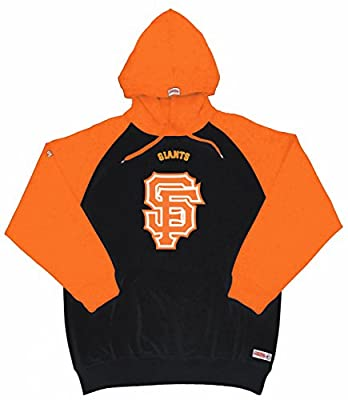 MLB San Francisco Giants Youth Big Logo Pullover Hood