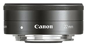 Canon 5985B005 Objectif EF-M 22mm f/2 STM