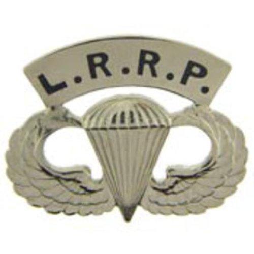U.S. Army LRRP Jump Wings Pin 1 1/2