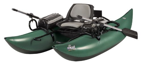 Image of Outcast Sporting Gear Discovery 9IR Inflatable Pontoon Boat (B0058AHAXC)