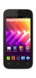 Wiko IGGY Smartphone Compact 4096 Mo Gris/Corail