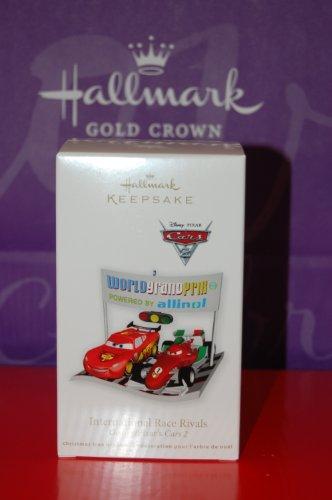 Hallmark 2011 - Disney Cars - International Race Rivals - Pixar's Cars 2