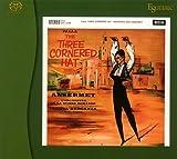 ファリャ:バレエ「三角帽子」|歌劇「はかなき人生」~間奏曲と舞曲
