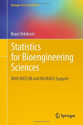 Statistics for Bioengineering Sciences: With MATLAB and...